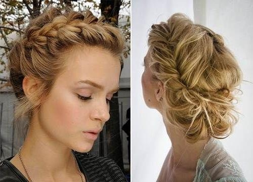 28 Best Hair Images On Pinterest | Hairstyles, Marriage And Make Up For Long Hairstyles Updos Casual (View 2 of 15)
