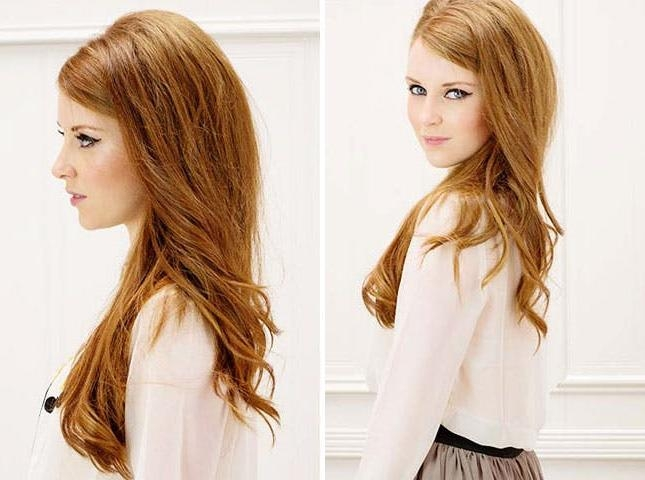 28 Gorgeous Diy Hairstyles | Brit + Co In Long Hairstyles Diy (View 5 of 15)