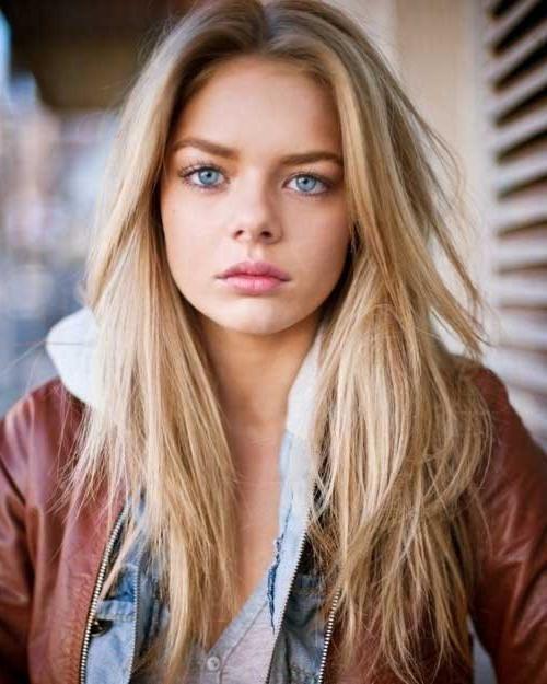 30+ Best Long Blonde Hairstyles | Long Hairstyles 2016 – 2017 Inside Long Hairstyles Blonde (View 9 of 24)