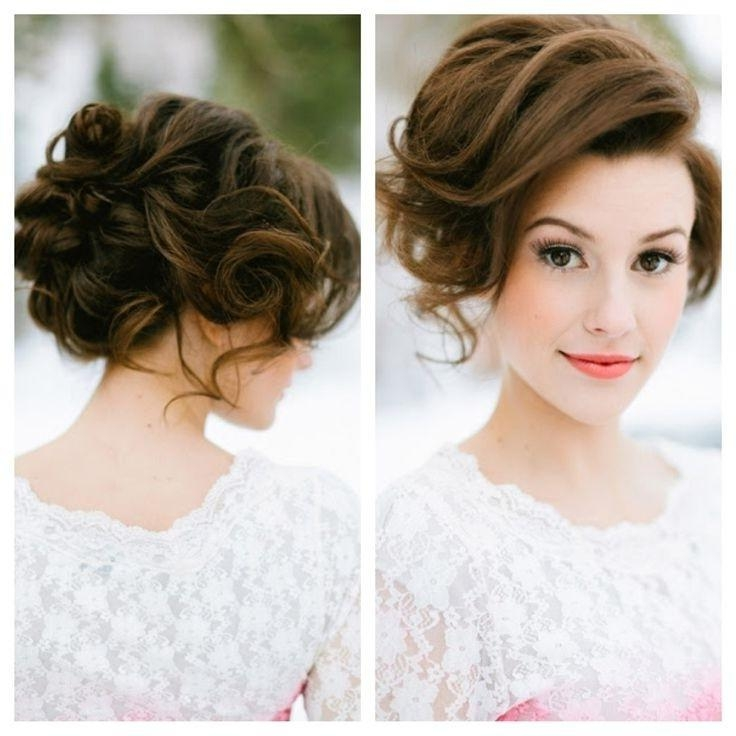 30 Hottest Bridesmaid Hairstyles For Long Hair – Popular Haircuts For Long Hairstyles Bridesmaid (View 12 of 15)