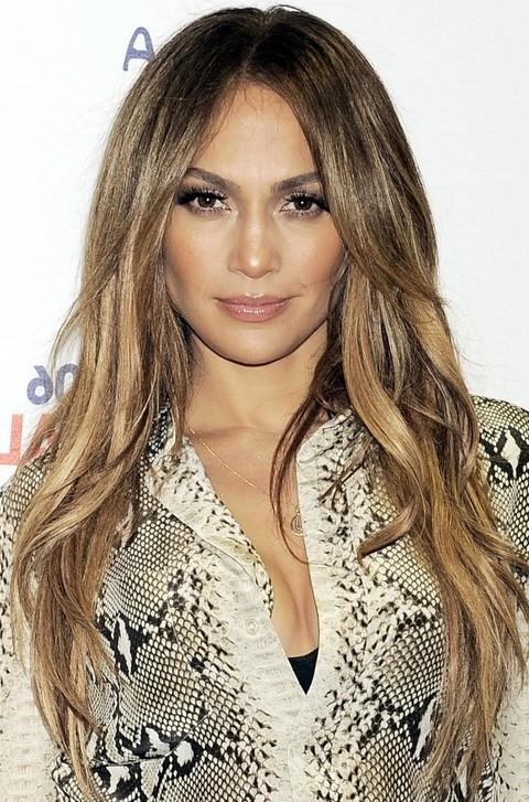 30 Jennifer Lopez Hairstyles – Pretty Designs With Long Layered Hairstyles Jennifer Lopez (View 3 of 15)