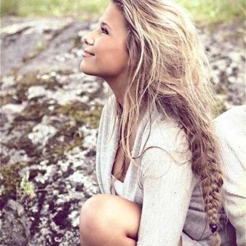 30 New Cute Braided Hairstyles For Long Hair | Long Hairstyles Regarding Cute Braiding Hairstyles For Long Hair (View 15 of 15)