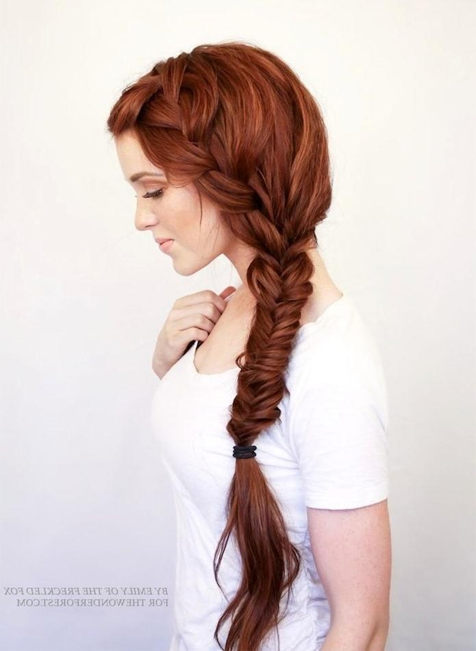 326 Best Redheads Are The Best Images On Pinterest | Fashion Intended For Long Hairstyles Redheads (View 3 of 15)