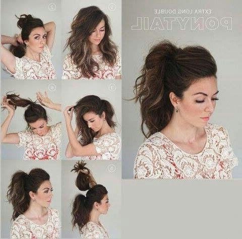 33 Best Professional Style Images On Pinterest | Hairstyles, Make Throughout Long Hairstyles To Make Hair Look Thicker (View 5 of 15)