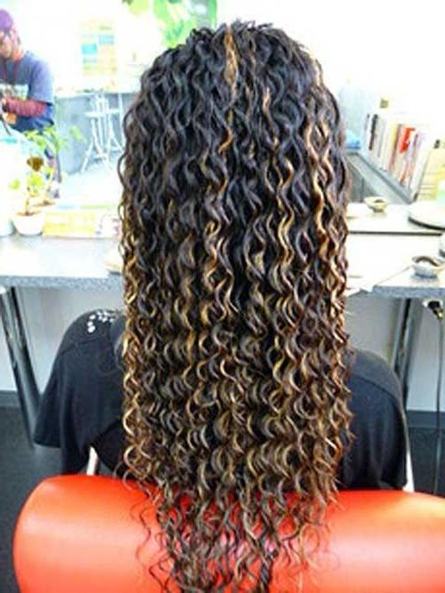 Featured Photo of Long Hairstyles Permed Hair