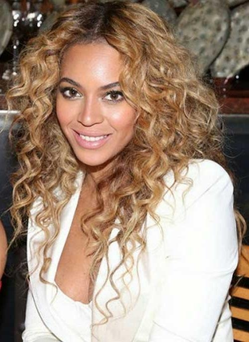 35 Long Layered Curly Hair | Hairstyles & Haircuts 2016 – 2017 Pertaining To Long Hairstyles For Curly Hair (View 5 of 15)