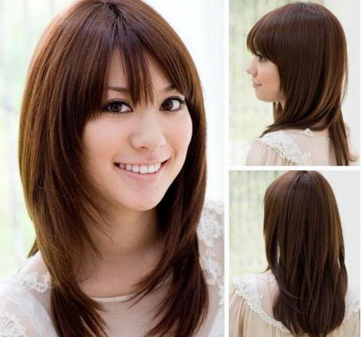 39 Best Haircuts 2016 Images On Pinterest | Hairstyles, Hairstyle With Japanese Long Hairstyles  (View 2 of 15)