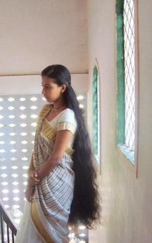 399 Best **hair: Long Images On Pinterest | Long Hair, Hairstyles Within Long Hairstyles In Kerala (View 1 of 15)