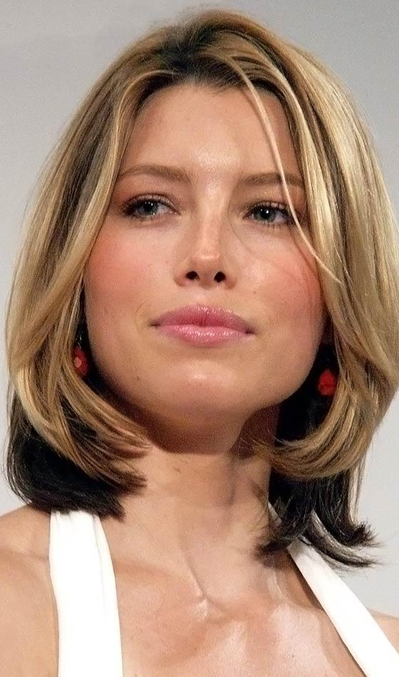 4 Choppy Medium Hairstyles For Different Face Shapes With Regard To Long Hairstyles Rectangular Face Shape (View 2 of 15)
