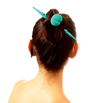 4 Different Ways To Wear Your Long Hair With Hair Accessories Inside Hair Clips For Thick Long Hair (View 10 of 15)