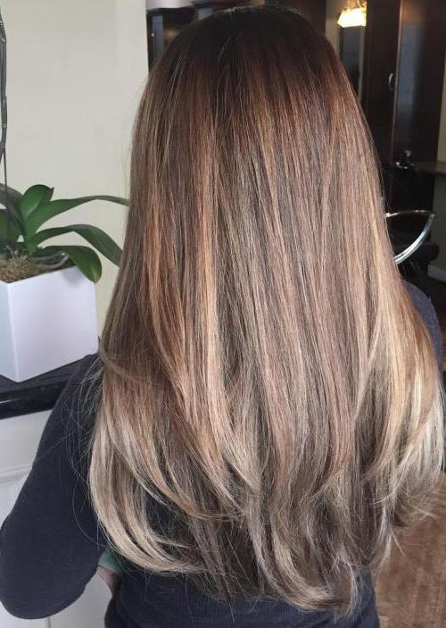 40 Balayage Hairstyles 2018 – Balayage Hair Color Ideas With For Long Hairstyles Balayage (View 9 of 15)