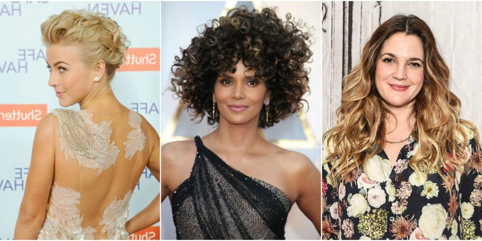 40 Easy Curly Hairstyles – Short, Medium, And Long Haircuts For In Long Hairstyles Curly Hair (View 7 of 15)
