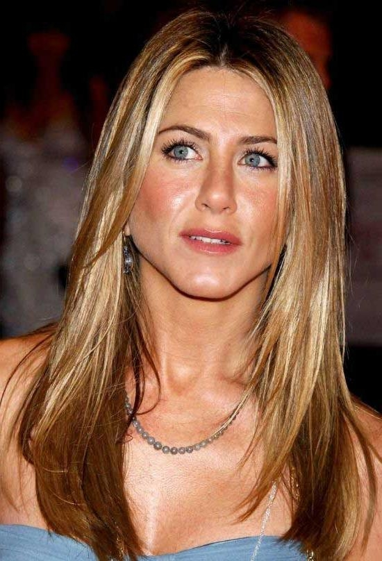40 Most Popular Long Layered Haircuts – Beauty Epic Throughout Long Layered Hairstyles Jennifer Aniston (View 1 of 15)