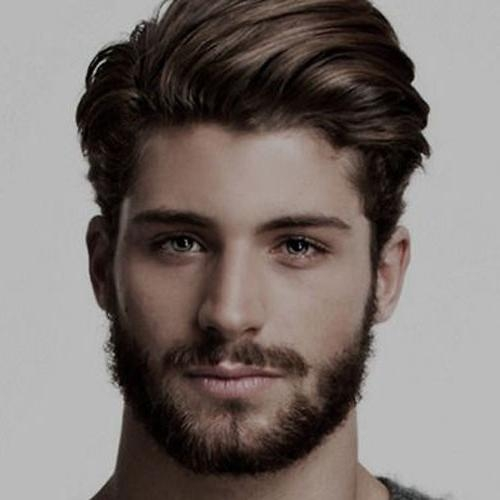 43 Medium Length Hairstyles For Men | Men's Hairstyles + Haircuts 2017 For Medium Long Hairstyles For Guys (View 2 of 15)