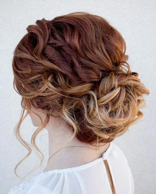 50 Cute And Trendy Updos For Long Hair | Stayglam With Up Do Hair Styles For Long Hair (View 7 of 15)