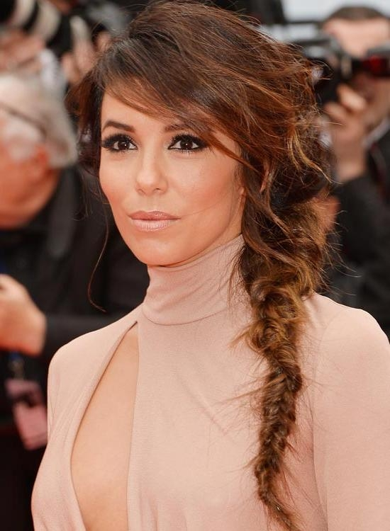 50 Red Carpet Hairstyles Pertaining To Long Hairstyles Red Carpet (View 3 of 15)