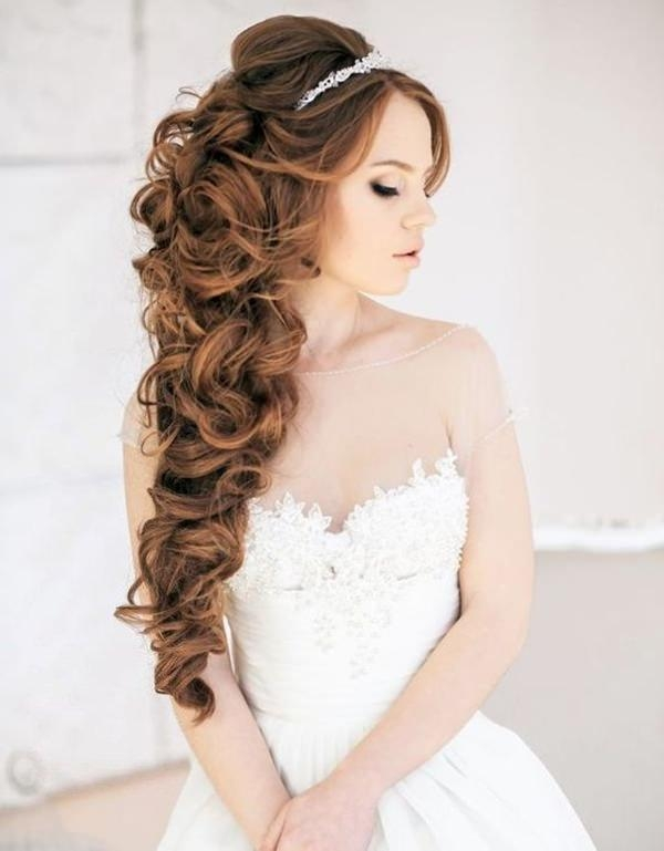 53 Quinceanera Hairstyles For Your Special Day – Style Easily Pertaining To Long Quinceanera Hairstyles (View 12 of 15)