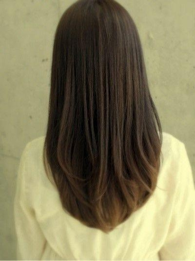 541 Best Hair Images On Pinterest | Hairstyles, Hair And Braids Inside Long Hairstyles U Shaped (View 8 of 15)