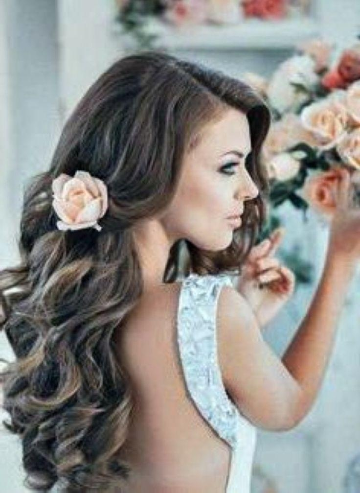 55 Best Quinceanera Images On Pinterest | Hairstyles, Quince Ideas Within Long Hair Quinceanera Hairstyles (View 3 of 15)