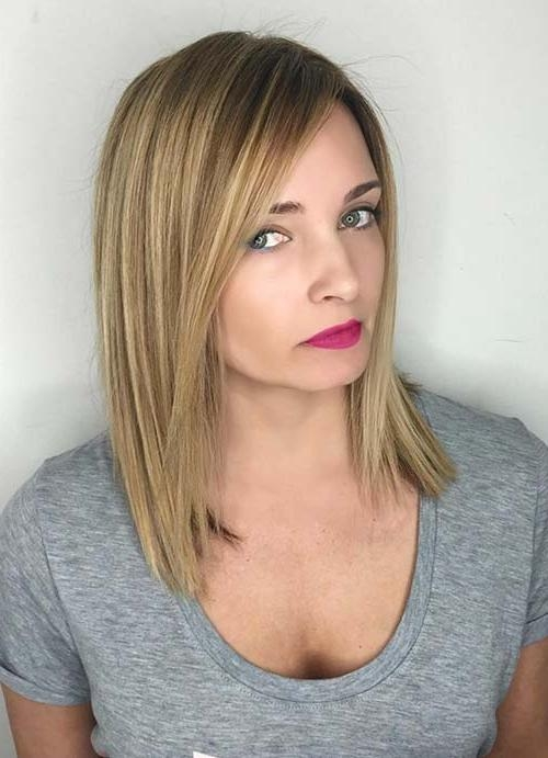 55 Short Hairstyles For Women With Thin Hair | Fashionisers Throughout Long Hairstyles Straight Thin Hair (View 7 of 15)