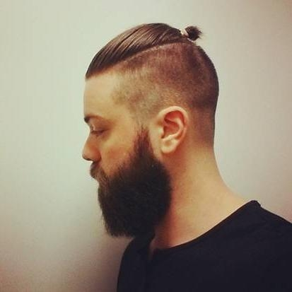 6 Long Undercut Styles For Men Throughout Long Hairstyles Undercut (View 9 of 15)