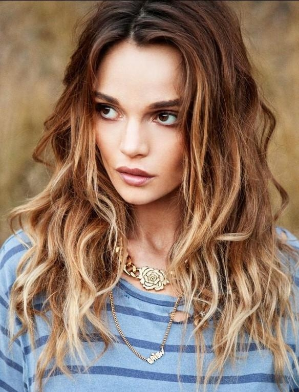 60 Best Hairstyles For 2017 – Trendy Hair Cuts For Women For Long New Hairstyles  (View 4 of 15)