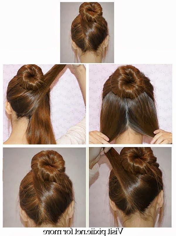 77 Best Diy Hairstyles Images On Pinterest | Make Up, Hairstyles Throughout Long Hairstyles Do It Yourself (View 6 of 15)