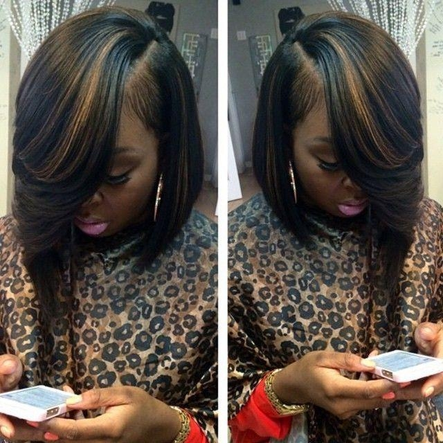82 Best Flawless Hair (Bob & Weave) Images On Pinterest | Bob In Long Bob Quick Hairstyles (View 3 of 15)