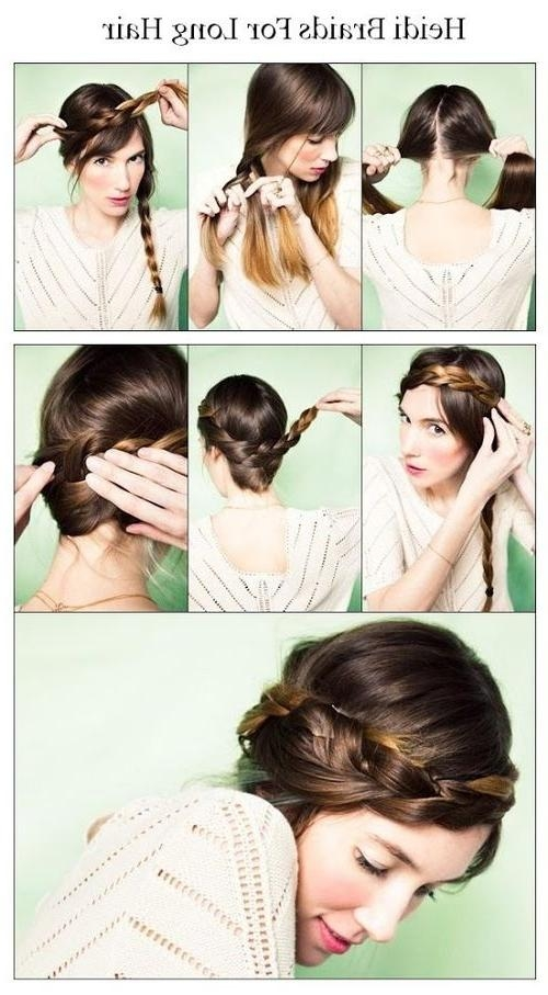 Awesome Do It Yourself Hairstyles Photos – Unique Wedding Pertaining To Long Hairstyles Do It Yourself (View 7 of 15)