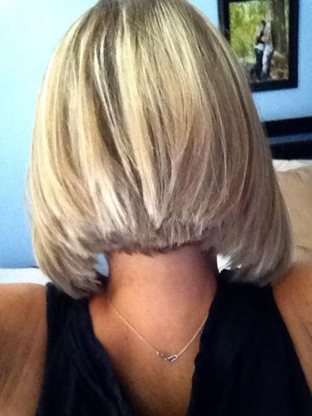 Back View Of Short Haircuts | Short Hairstyles 2016 – 2017 | Most Within Hairstyles Long In Front Short In Back (View 9 of 15)
