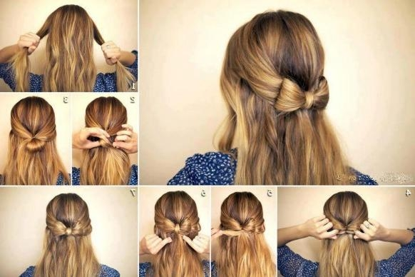 Beautiful Diy Long Hairstyles Ideas – Unique Wedding Hairstyles With Long Hairstyles Diy (View 9 of 15)
