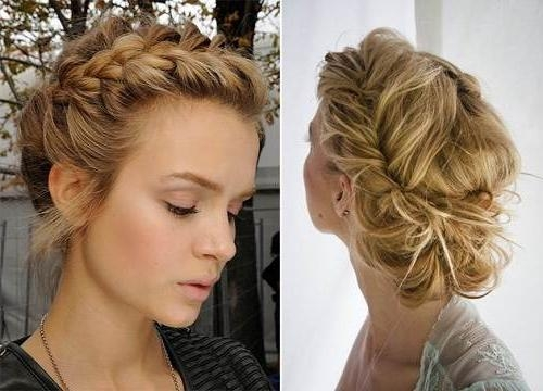 Beautiful Hairstyles Updos For Long Hair Pictures – Best Throughout Long Hairstyles Pinned Up (View 4 of 15)