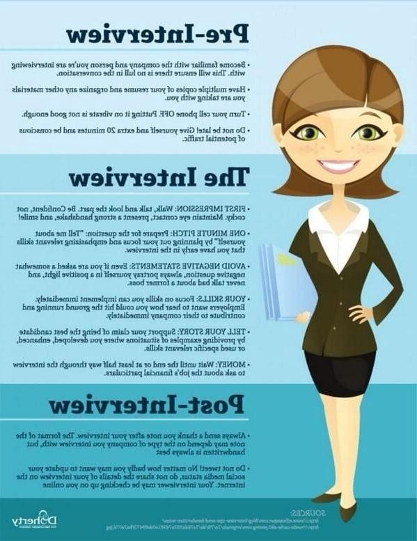 Best 10+ Job Interview Hairstyles Ideas On Pinterest | Interview Pertaining To Long Hairstyles Job Interview (View 5 of 15)