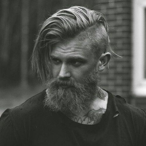 Best 10+ Long Undercut Men Ideas On Pinterest | Undercut Long Hair In Long Hairstyles Undercut (View 12 of 15)