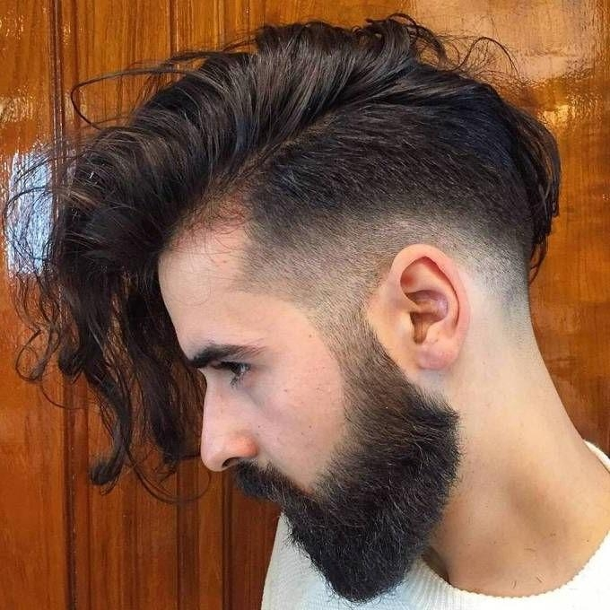 Best 10+ Long Undercut Men Ideas On Pinterest | Undercut Long Hair Inside Long Hairstyles Undercut (View 13 of 15)