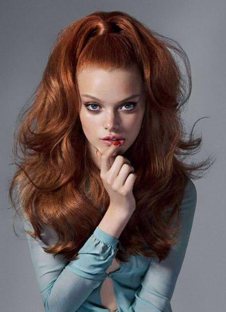 Best 10+ Mod Hairstyle Ideas On Pinterest   Mod Hair, 70s Hair And Within Long Hairstyles Redheads (View 8 of 15)