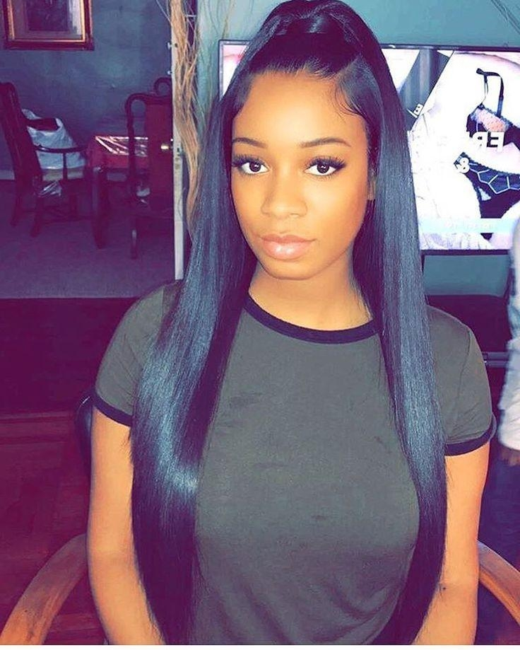 Featured Photo of Long Hairstyles Sew In