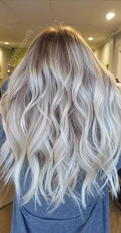Best 20+ Blonde Hair Colors Ideas On Pinterest | Blonde Hair In Long Blonde Hair Colors (View 6 of 15)