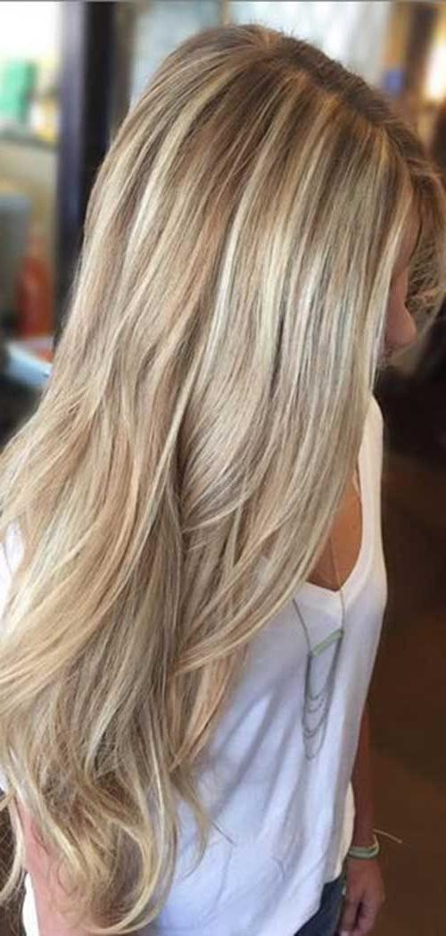 Best 20+ Blonde Hair Colors Ideas On Pinterest | Blonde Hair In Long Blonde Hair Colors (View 7 of 15)