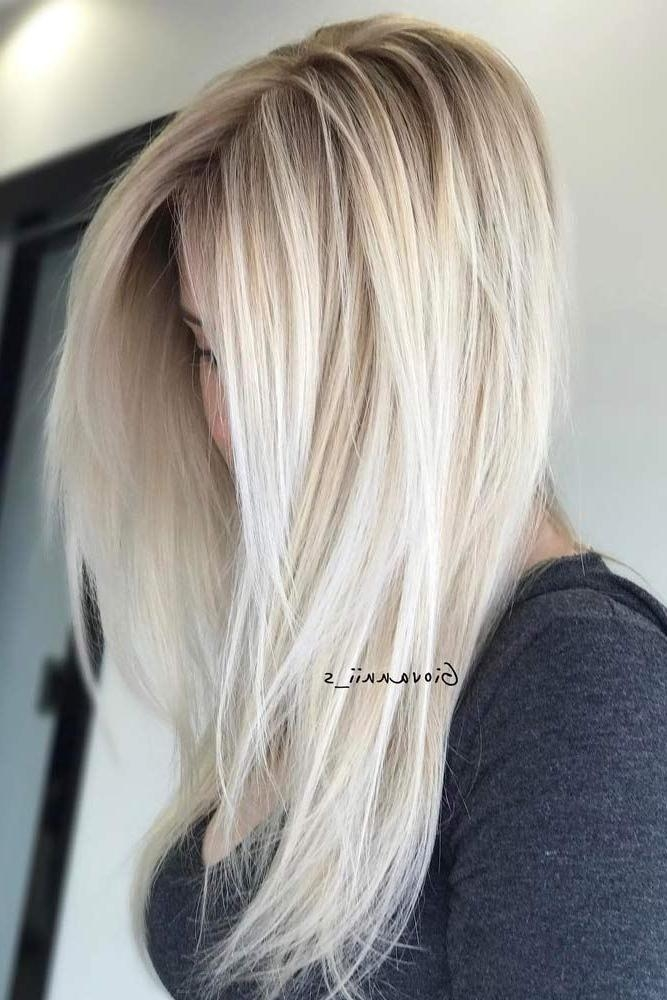 15 Inspirations Of Long Blonde Hair Colors