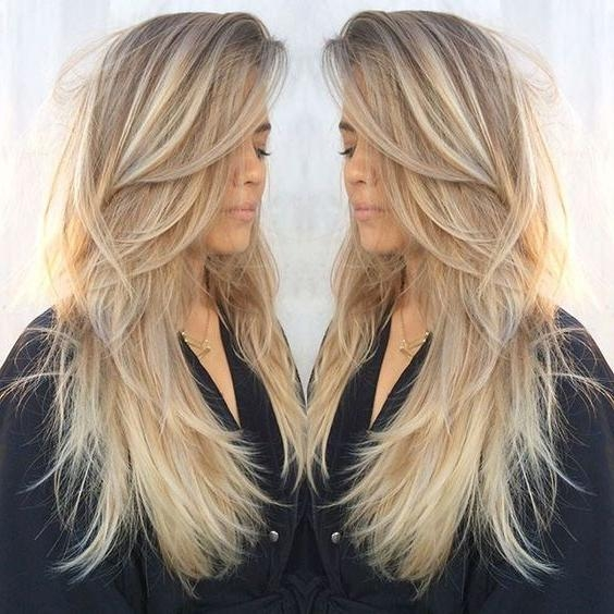 Featured Photo of Long Blonde Hair Colors