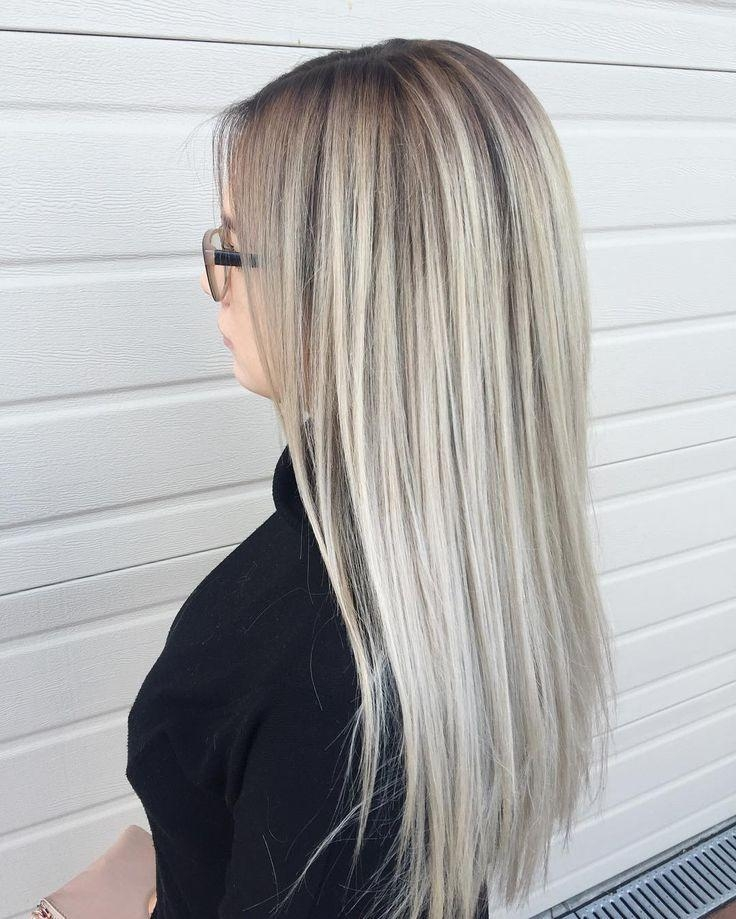Best 20+ Blonde Hair Colors Ideas On Pinterest | Blonde Hair With Long Blonde Hair Colors (View 11 of 15)