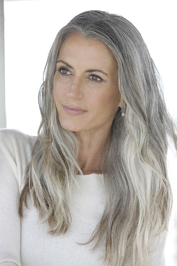 styling grey hair gray hairstyles hairstyles 9216