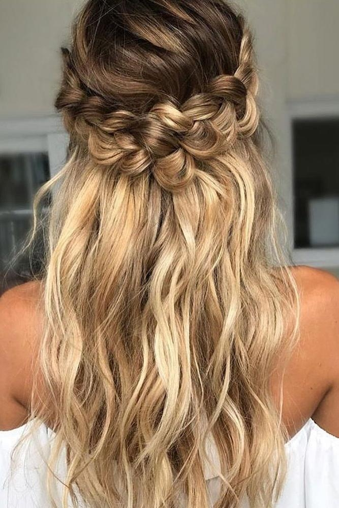 Best 20+ Hair Ideas Ideas On Pinterest | Hair Dos, Easy Prom With Long Hairstyles Dos (View 3 of 15)