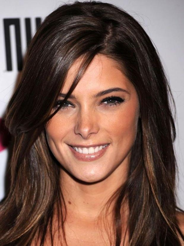 Best 20+ Hairstyles For Diamond Face Ideas On Pinterest | Diamond With Regard To Long Hairstyles Diamond Shaped Faces (View 4 of 15)