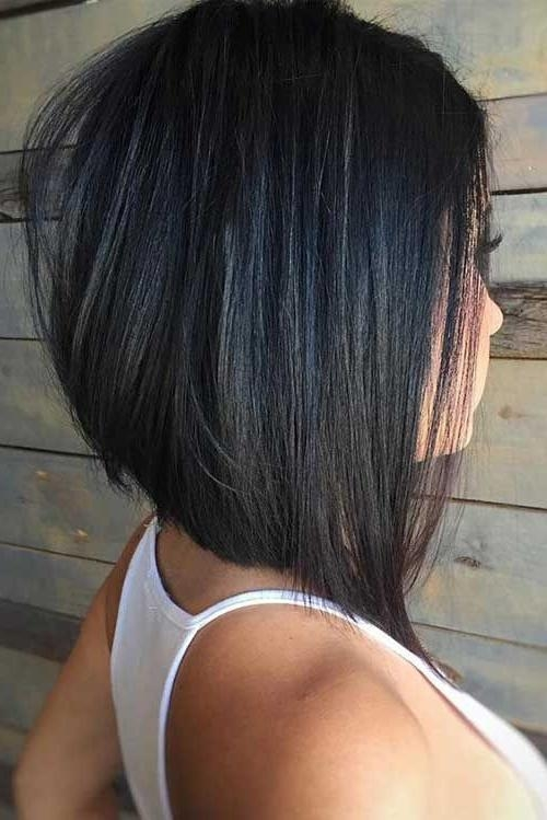 Best 20+ Inverted Bob Hairstyles Ideas On Pinterest | Long For Hairstyles Long Inverted Bob (View 6 of 15)