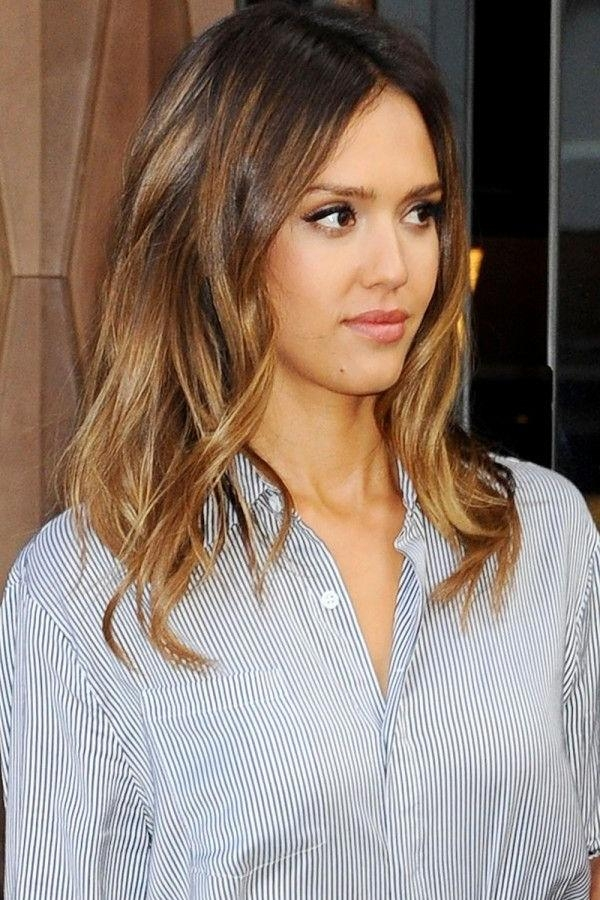 Best 20+ Jessica Alba Hairstyles Ideas On Pinterest | Jessica Alba In Long Hairstyles Jessica Alba (View 7 of 15)