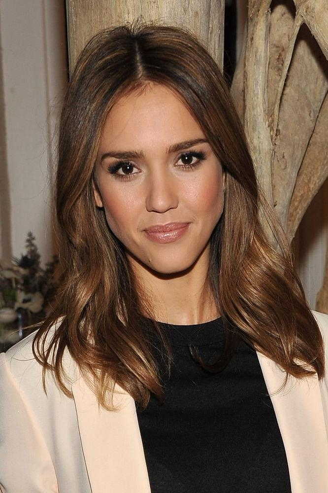 Best 20+ Jessica Alba Hairstyles Ideas On Pinterest | Jessica Alba Within Long Hairstyles Jessica Alba (View 3 of 15)