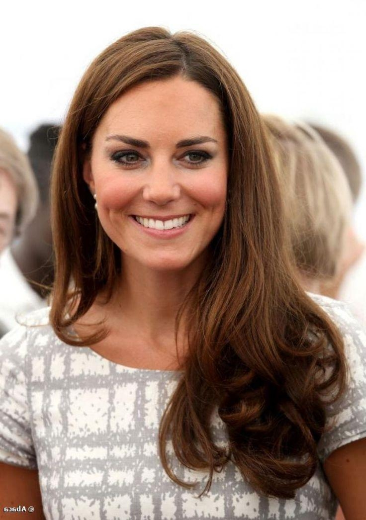 Best 20+ Kate Middleton Haircut Ideas On Pinterest | Kate Throughout Long Hairstyles Kate Middleton (View 4 of 15)