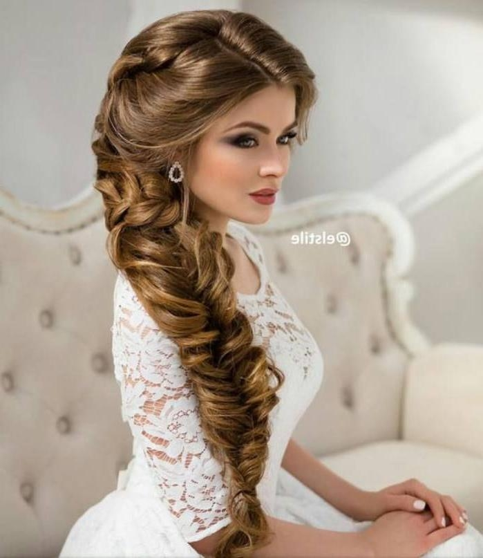Best 20+ Kids Wedding Hairstyles Ideas On Pinterest | Flower Girl Throughout Long Hair Vintage Styles (View 5 of 15)